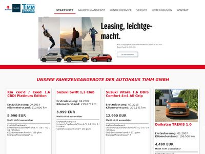 Autohaus Timm GmbH Autohaus