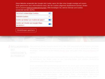 Autohaus Günter Grassow Autohand