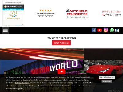 Autowelt Prusseit GmbH