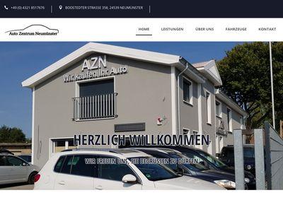 Autozentrum Neumünster AZN