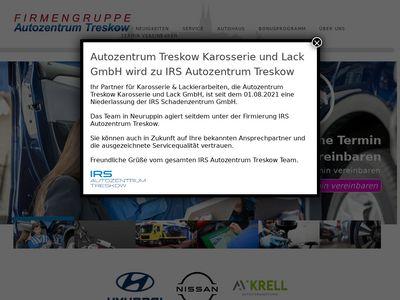 Autozentrum Treskow GmbH