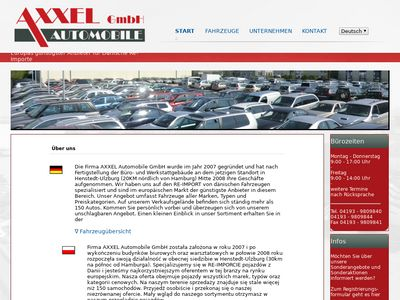 AXXEL Automobile GmbH