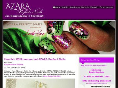 Nagelstudio AZARA Perfect Nails