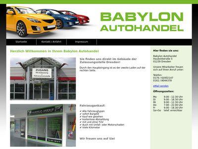 Babylon Autohandel