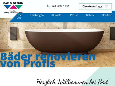 Bad & Design Sanitär Hornig