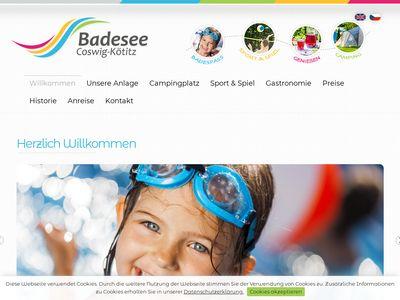 Badesee Kötitz