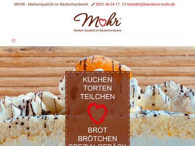 Mohr Bäckerei