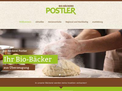 Bio-Bäckerei Postler GmbH