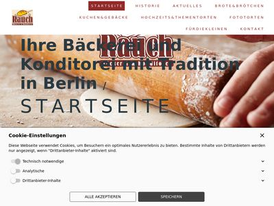 Bäckerei & Konditorei Rauch e.K.