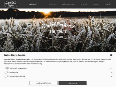 Bäckerei Truernit