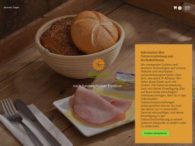Bäckerei Konditorei Ziegler GmbH