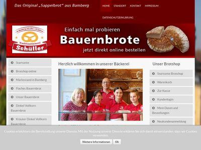 Bäckerei Schüller