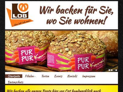 Bäckerei-Konditorei Lob