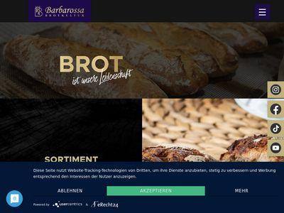 Barbarossa Bäckerei - Provinzialstrasse