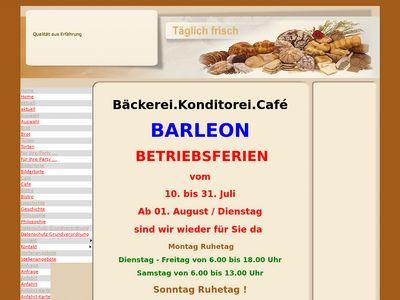 Bäckerei Barleon