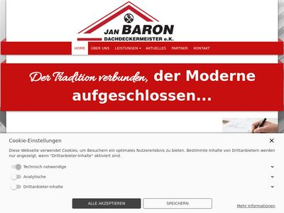 BARON Dachdeckermeister e.K.