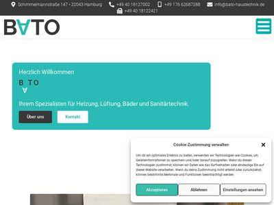 Bato Sanitär- und Heizungstechnik GmbH