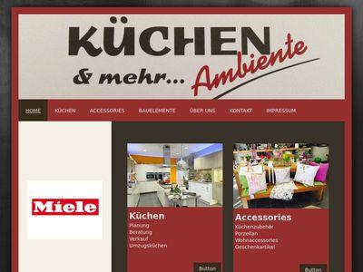 Küchen-Ambiente & mehr