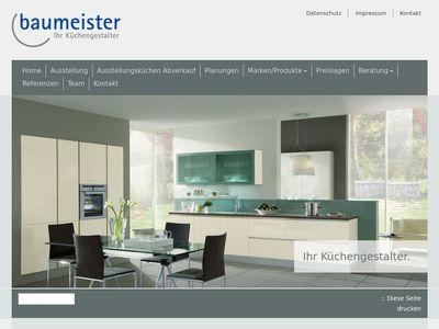 Baumeister GmbH Küchenhandel