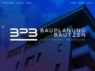 Bauplanung Bautzen GmbH Baudienstleistung