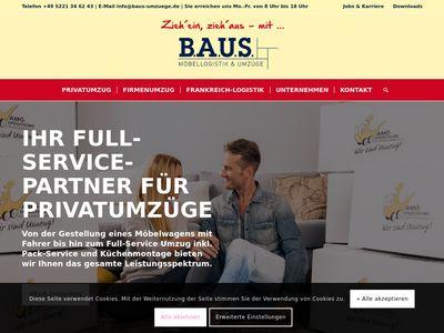B.A.U.S. Umzüge GmbH & Co. KG