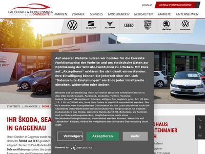 Autohaus Gerstenmaier GmbH