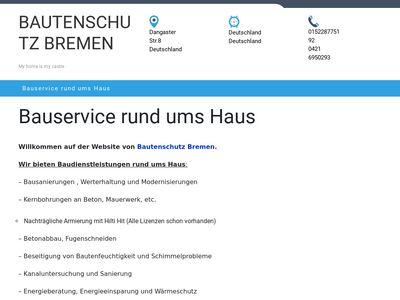 Bautenschutz Bremen