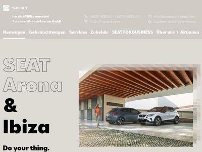Autohaus Alsbach Bayram GmbH