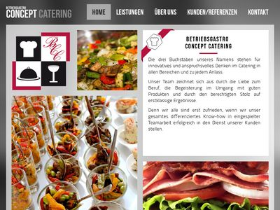 Betriebsgastro-Concept- Catering GmbH