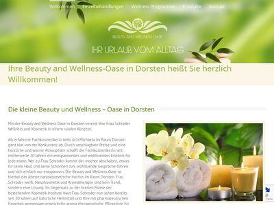 Beauty and Wellness Oase