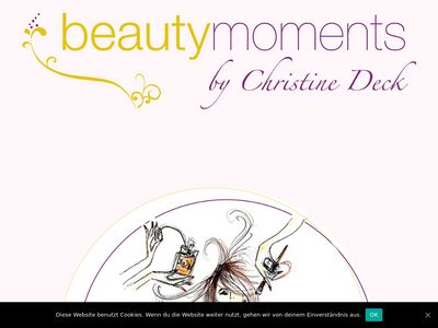 Beauty Moments by Christine Deck