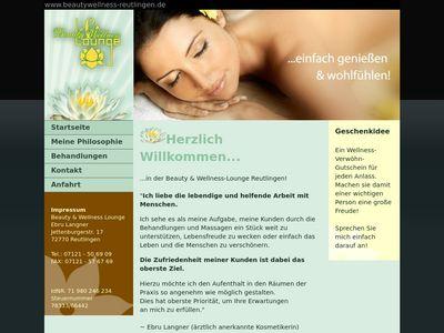 Beauty Wellness Lounge