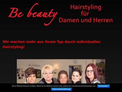 Be Beauty Hairstyling