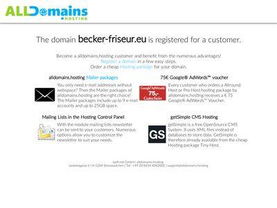Monika Becker Haare-Kosmetik