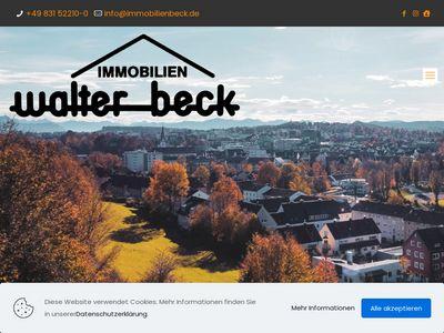 Walter Beck Immobilien