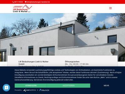 LW Bedachungen Liebl + Walter GmbH
