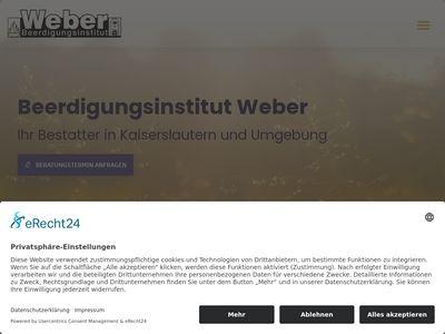 Beerdigungsinstitut Lars Weber GmbH