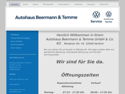 Autohaus Beermann & Temme