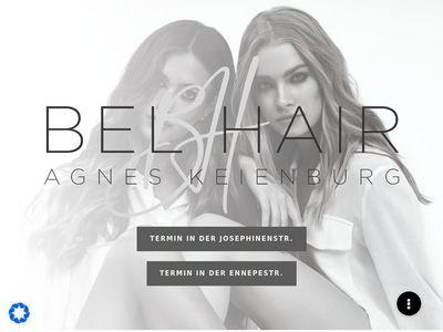 BEL HAIR by Agnes