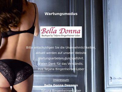 Bingenheimer Tatjana Bella Donna Dessous