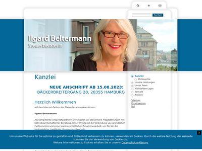 Ilgard Beltermann Steuerberaterin