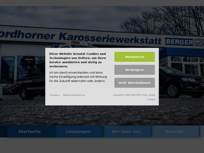 Nordhorner Karosserie-Fachbetrieb Berger GmbH