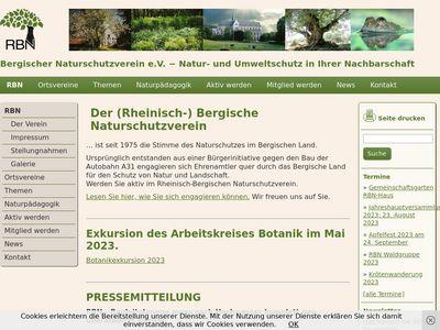 RBN - Bergischer Naturschutzverein