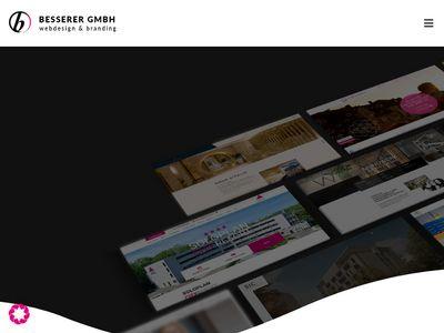 Besserer Webdesign