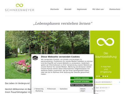 Schinkenmeyer Bestattungen