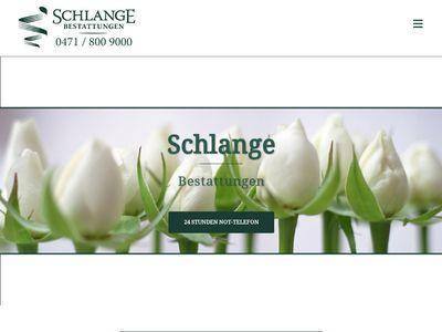 Bestattungen Schlange GmbH
