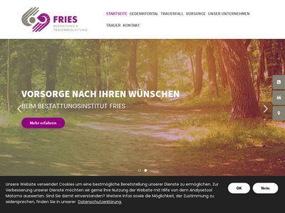 Bestattungshaus Pietät Fries GmbH