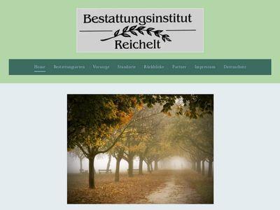 Bestattung Reichelt GmbH