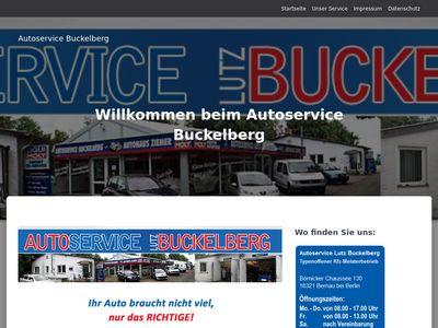 Autoservice Lutz Buckelberg