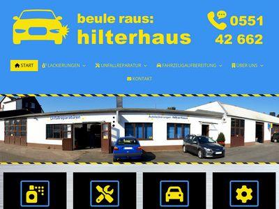 Hilterhaus Karsten Autolackiererei